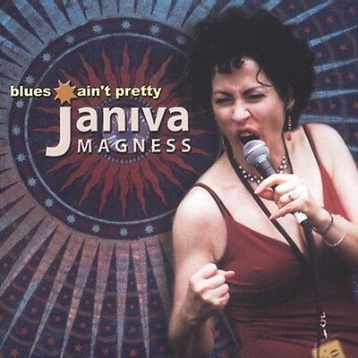 Blues Ain't Pretty - Janiva Magness (2005, CD NEUF)