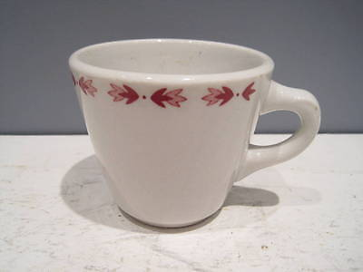 SP&S Red Leaves Coffee Cup, mint condition