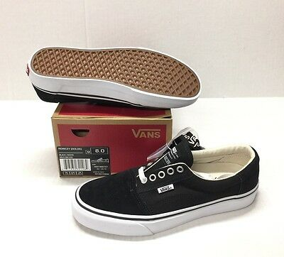 VANS ROWLEY SOLOS Black White  VN018KY28 WITH ULTRA CUSHION -  32.99 ... 58a3d89c8