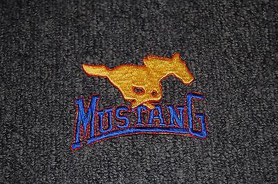 Ford Mustang  Patch Vintage