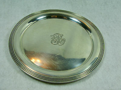 Sterling Silver Tray, R. Wallace & Sons