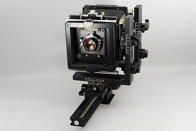 """""""Exc++"""" Horseman Large Format L 4x5 View Camera w/ 150mm f/5.6 from japan #0268"""
