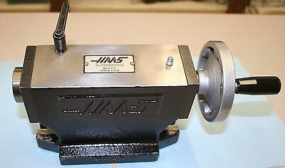 "HAAS 4"" or 4 Inch or 4.0"" 120mm MANUAL TAILSTOCK or Tail Stock Nice & Clean!!!"