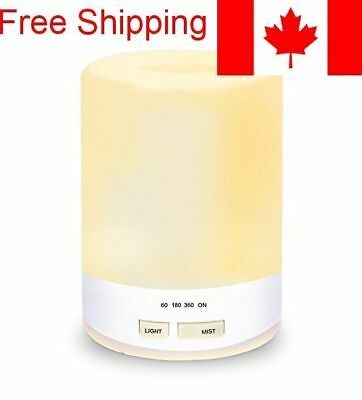 300ml Large Capacity Ultrasonic Oil Diffuser Cool Mist Aroma Humidifier