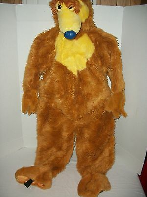 Disney Bear in the Big Blue House Child's Toddler Halloween Costume~Size 2T-4T
