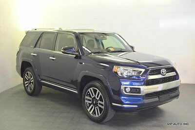 2014 Toyota 4Runner 4WD 4dr V6 Limited 4Runner Limited 4x4 Naviagtion Sunroof Tow Package Heated Seats Ventilated Seats