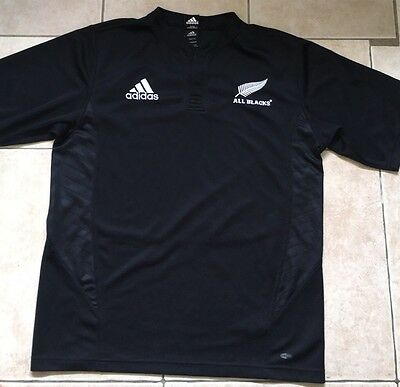Adidas NZ All Blacks Jersey Size XXL