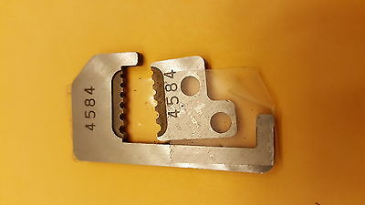 Ideal Custom Stripmaster L-5560 Replacement Blade Set 16878 Type E Wire Stripper