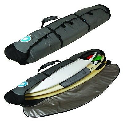 Curve Multi Surfboard Cover (1-3), Coffin, Travel Bag