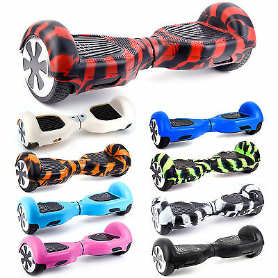 Silicone Case Cover For 2 Wheels Self Balancing Scooter Hover Board Replacement