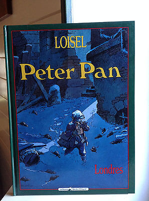 Peter Pan - tome 1 - Loisel - Non EO - TTBE