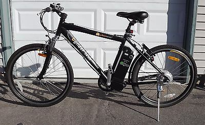 Urban Mover UGlider UM36SX 37V Electric Premium High Power 7-Speed Mountain Bike