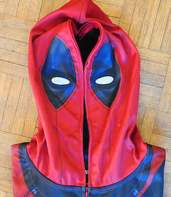 Marvel Comics: DEADPOOL. XL size Hoodie. Official film memorabilia. BNIB