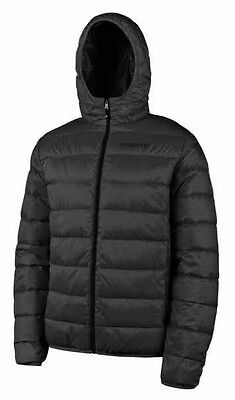 Protest Mens Nori Packable Down Jacket in Black Size XL
