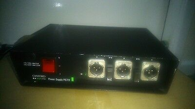 Canford Audio Tecpro PS711 Power Supply