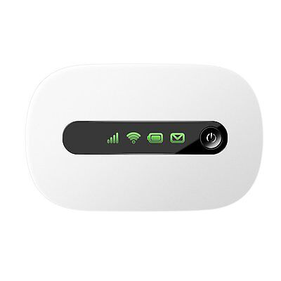 Huawei E5220 21 Mbps 3G Mobile WiFi Hotspot 3G in Europe Asia -blanc