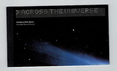 Dx29  Prestige Booklet Across The Universe Stamps