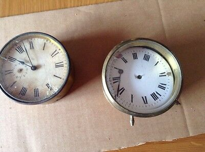 2 Old Clocks. Not Working