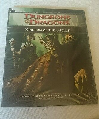 Dungeons & Dragons, Kingdom of the Ghouls