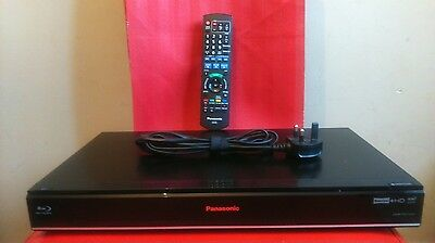 Panasonic DMR-PWT530Smart 3D Blu-Ray/DVD 500GB Freeview+ Twin Tuner HD Recorder