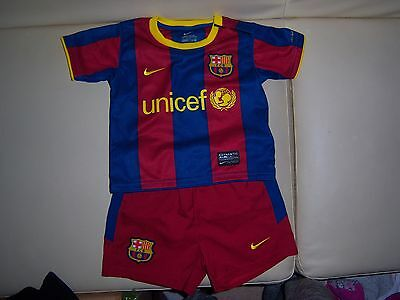 Nike Barcelona Baby Sport Outfit 9-12 months