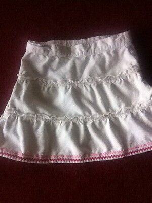Girls Skirt Age 9-12 Months Corduroy Cherokee Tesco