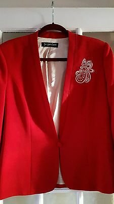 Jacques Vert  jacket size 16 Mother of the bride wedding, Christmas