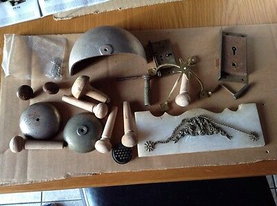 Job Lot Clock Parts.       (E)