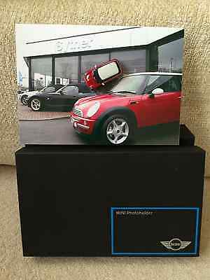 Rare Official Bmw Mini Merchandise- Mini Photo Holder ***new In Box  ***must See