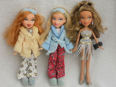 BRATZ DOLLS LOT OF  3...lot 2