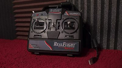 GPMZ4220 Great Planes RealFlight Basic Controller Only