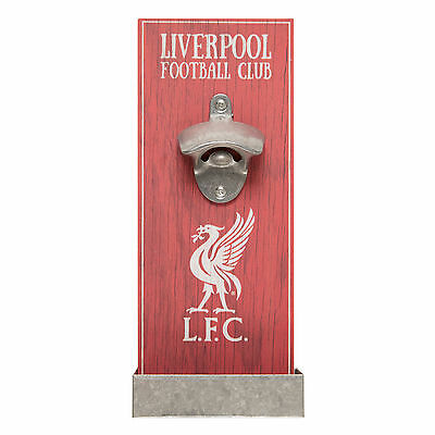 Liverpool FC  LFC Wall Bottle Opener Official