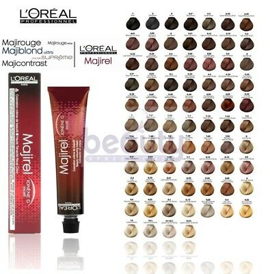 Loreal L'Oreal Professional Majirel Majiblond  MajiRouge Hair Colour 50ml List 2