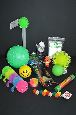 Xl  Sensory Toys  Fidget Kit Bag Fiddle Kit Autism Toys Adhd Asd,fun Toys