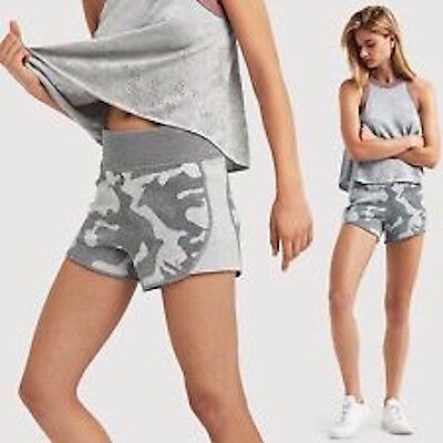 Kit And Ace Grey Knit Shorts 8