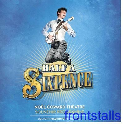 Half A Sixpence - Noel Coward Theatre - Charlie Stemp - Emma Williams