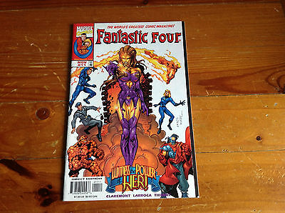 "Fantastic Four Vol 3 No; 11 The 1St Appearance Of The New ""her"" Crucible Ayesha."