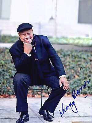 KENNY BARRON Jazz legend VERY RARE AMAZING IN PERSON SIGNED COA