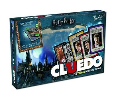 World of Harry Potter Cluedo Classic Mystry board game