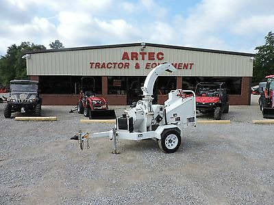 2012 Altec Dc610 Wood Chipper - Low Hours - Towable - Good Condition!!