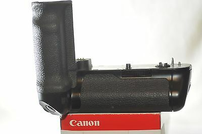 Canon power Drive Boostyer PB-E2 W/ NP-E2 pack TESTED WORKS for EOS 3 1V 1N