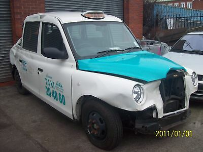 London Taxis Lti 2010 Automatic And Manual Tx1 Tx2 Tx4 Salvage Spares Breaking