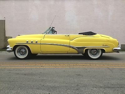 1951 Buick Other  1951 Buick Super Convertible