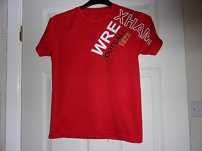 """Ladies Wrexham Football Top Bust 34"""" Ideal Christmas Gift"""