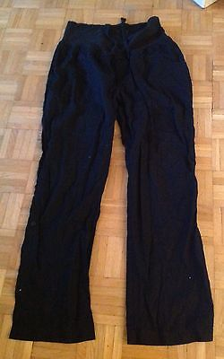 Size 18 Black Maternity Trousers