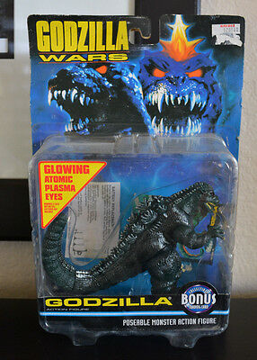 Godzilla Wars Action Figure 1995