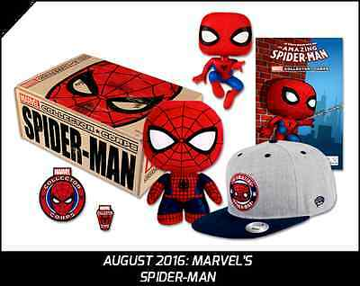 MARVEL Collector Corps Spider-Man Box Exclusive Funko POP
