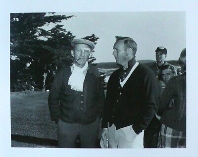 Arnold Palmer Bing Crosby Pro-Am Golf Photo Print Pebble Beach Heritage Coll