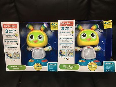New Fisher Price BeatBo Dance And Move Perfect Gift Toy UK Seller Cheapest