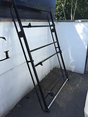 Ford Transit Connect Rhino Roof Rack